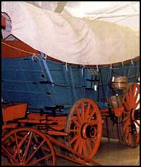 Covered Wagon Image